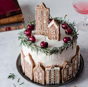 クリスマスケーキイメージ